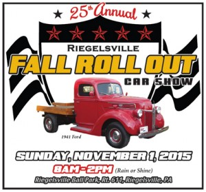 Fall Roll Out Car Show